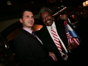 Dragan Primorac and Don King