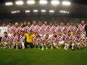 Humanitarian soccer match, Split