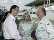 Dragan Primorac and King Juan Carlos