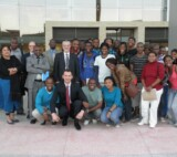 The visit of Prof. Primorac to Botswana