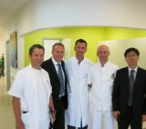 Professor Primorac hosted Mr Hans Cho, the head of the leading South Korean biomedical company