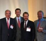 Professor Primorac meets with Senator Ulf Fink and Daniel Bahr, until recently German Federal Minister of Health