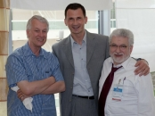 Dragan Primorac, Richard Roberts and Moses Schanfield
