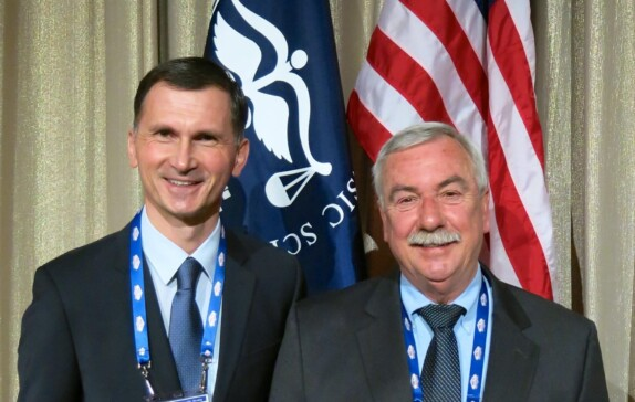 Dragan Primorac has been appointed Chair of International Affairs Committee of the American Academy of Forensic Science